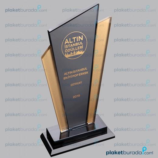 Kristal Ödül PB 361 Altın