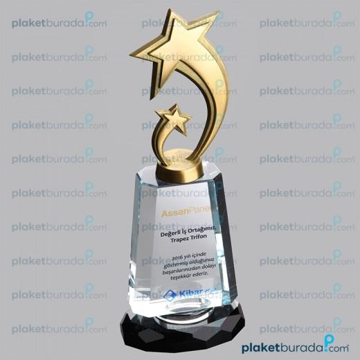 Kristal Ödül PB 372 Altın