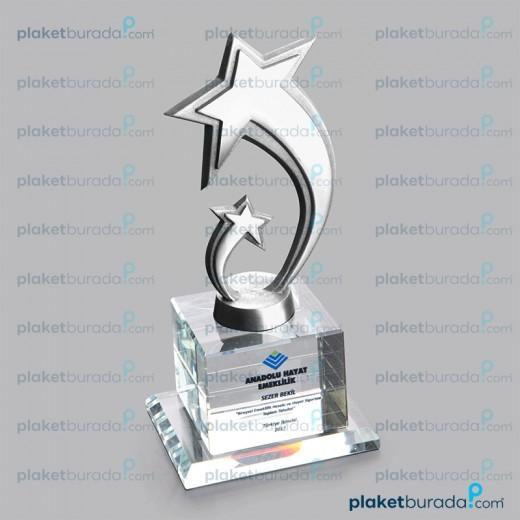 Kristal Ödül PB 373 Gümüş