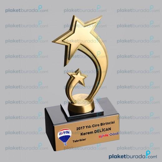 Kristal Ödül PB 374 Altın