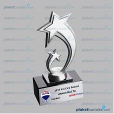 Kristal Ödül PB 374 Gümüş