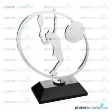 Bayan Tenis Ödülü Gümüş