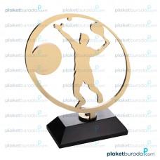 Erkek Tenis Ödülü Altın