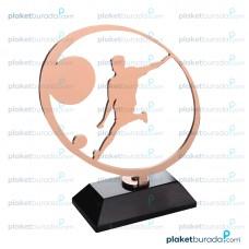 Futbol Ödülü Bronz