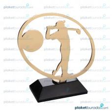 Golf Ödülü Altın
