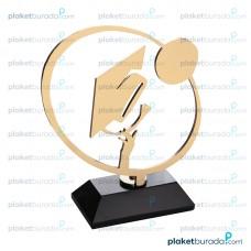Mezuniyet Ödülü Altın